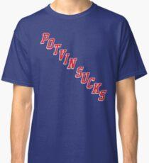 Potvin Sucks Classic T-Shirt