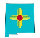 Turquoise New Mexico by Sun Dog Montana