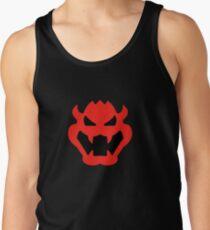 Camiseta de tirantes Icono de Super Mario Bowser
