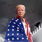"POTUS Trump: ""I'm a nationalist."" by Alex Preiss"