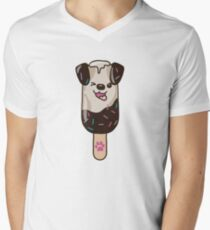 Pupsicle Men's V-Neck T-Shirt