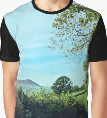 Life is waiting just around the corner Graphic T-Shirt