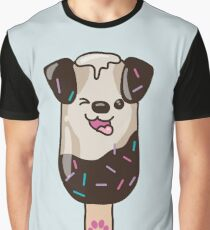 Pupsicle Graphic T-Shirt