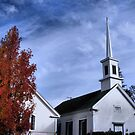 Sutter Creek Methodist Church by NancyC