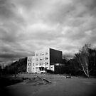 Notre Dame Hospital by Erin Kroll