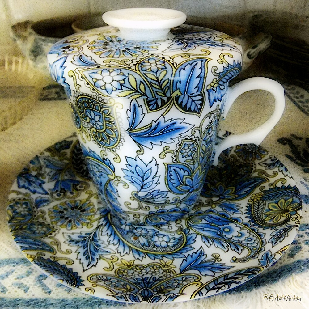 Tea Is Served by RC deWinter