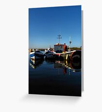 South Gare Greeting Card