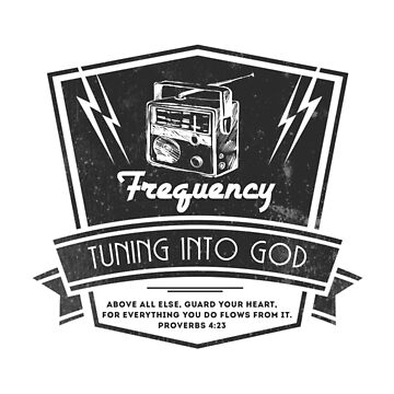 FREQUENCY- TUNING IN TO GOD by Seickmeyer