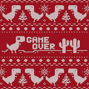 Game Over Christmas Day by roc21