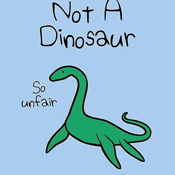 No es un dinosaurio (Plesiosaurio) de jezkemp