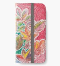 Otoño colorido Funda o vinilo para iPhone