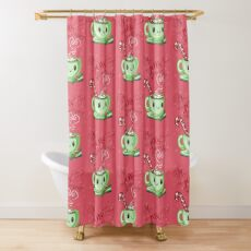 Joys of the Season Shower Curtain