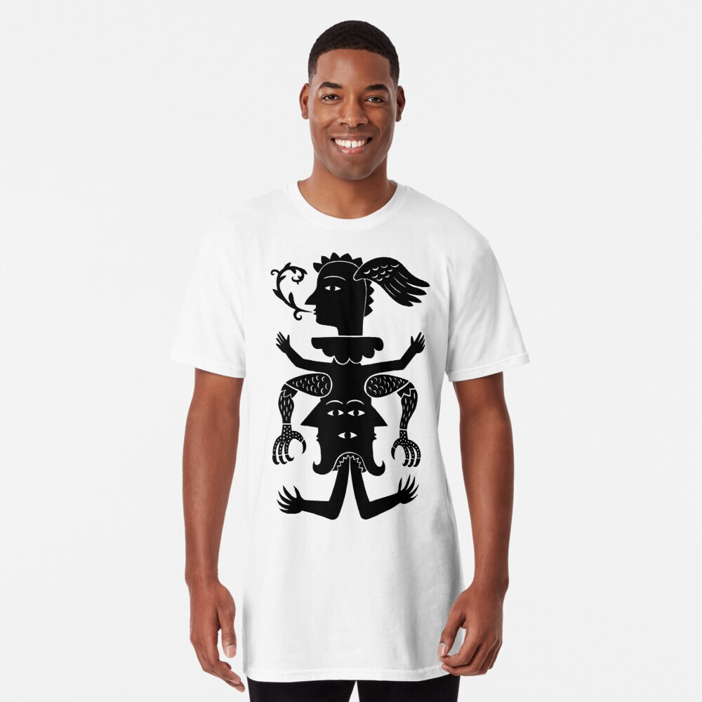 Totems today Long T-Shirt