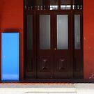 The Blue Box by Jack  Preston