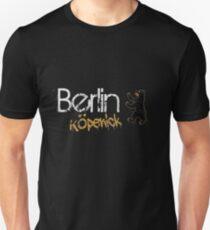 Berlin Capital Bear Souvenir Germany Unisex T-Shirt