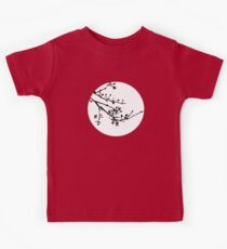 Blind Willow, Sleeping Woman Kids Tee