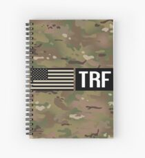 TRF Spiral Notebook