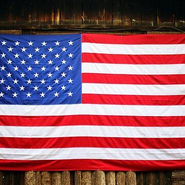 United States Flag by Cynthia48