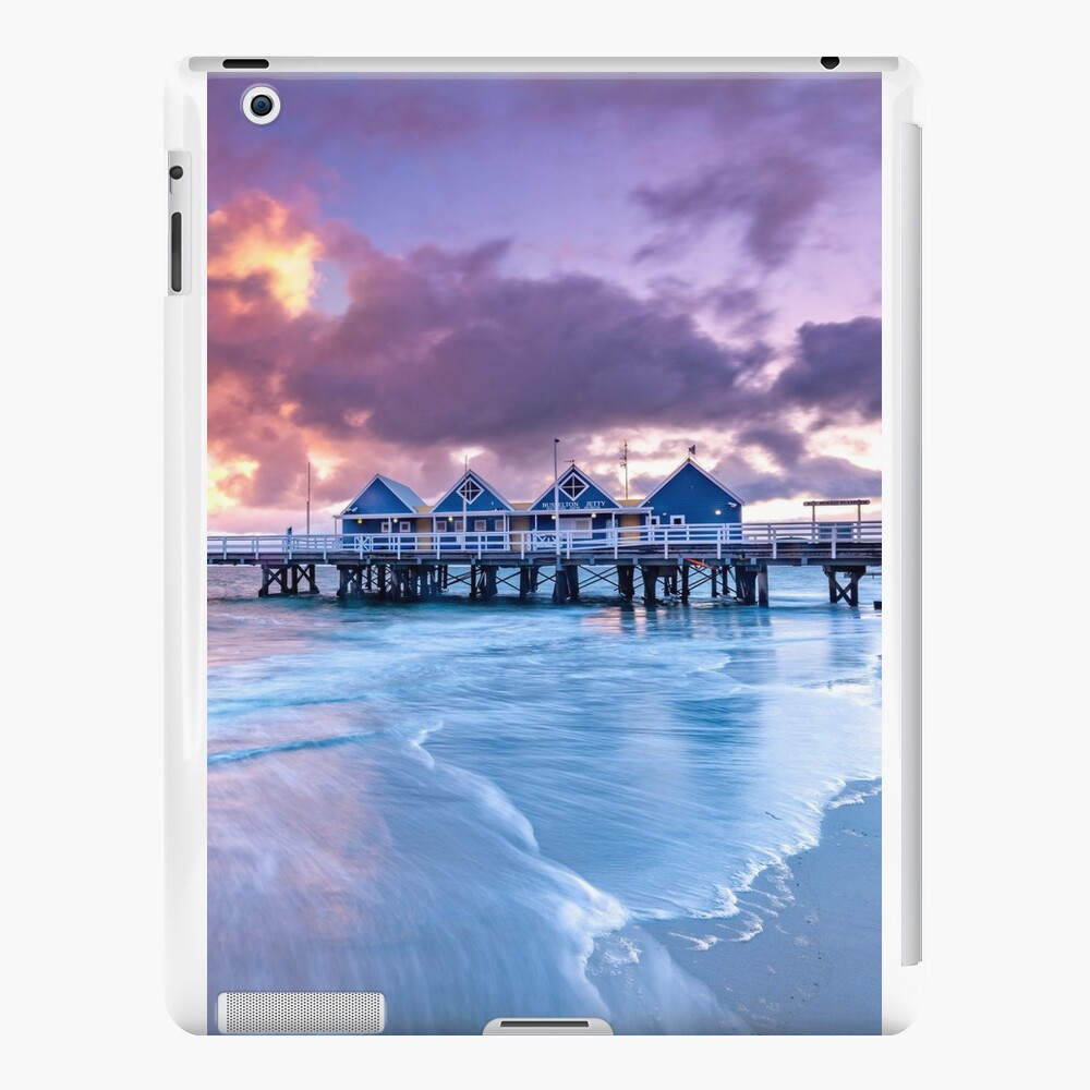 Busselton Jetty Sunrise iPad Cases & Skins