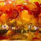 goldener Herbst von Marianna Tankelevich