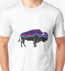 Mountain Buffalo Unisex T-Shirt