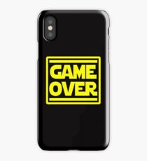 Game Over iPhone Case/Skin