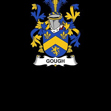 Gough Coat of Arms - Family Crest Shirt by FamilyCrest