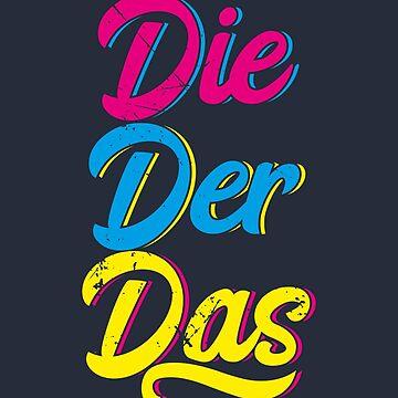 Die Der Das (v1) by BlueRockDesigns