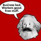 NPCarl Marx by WhoIsJohnMalt