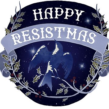 Happy Resistmas by fabfeminist