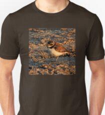 A Winter Plover Unisex T-Shirt