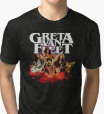 GVF CAMP FLEET 2018 Tri-blend T-Shirt