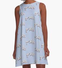 Go Rebs A-Line Dress