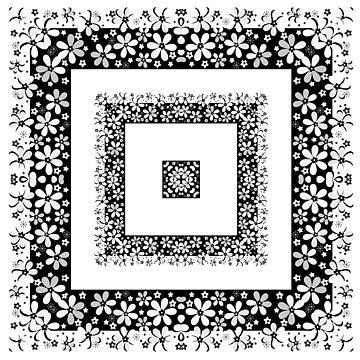 Flower pattern by fuzzyfox
