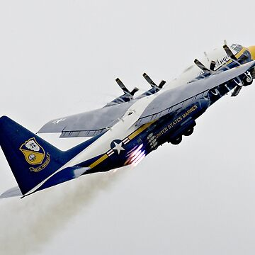 Fat Albert - Blue Angels Support Hurcules by Mytmoss