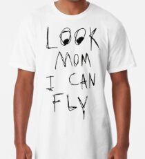 look mom i can fly Long T-Shirt