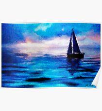 I'm Sailing Away Poster