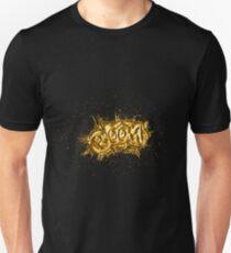 Boom explosion golden Gold Unisex T-Shirt
