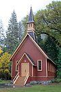 """Old Village Chapel"" by Lynn Bawden"
