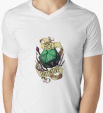 fryer Men's V-Neck T-Shirt