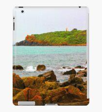 Coastal saturated iPad Case/Skin