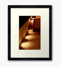 leading to you... Framed Print