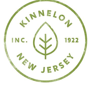 Kinnelon NJ Tree Tee by typeo