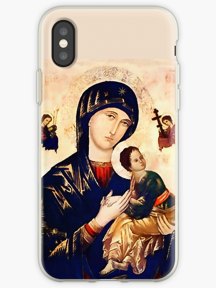 The Miraculous Painting of Our Mother of Perpetual Help by Albert