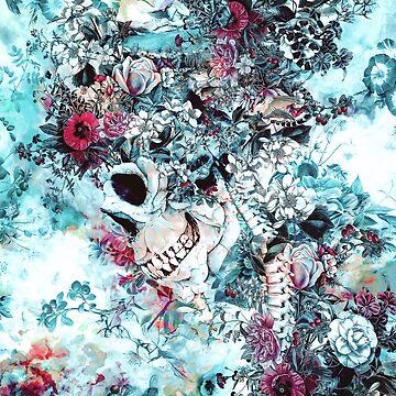 Skull Queen II by rizapeker