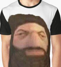 Playstation 1 Hagrid T-shirt graphique