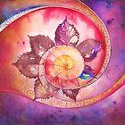 Mandala Of Creativity by Anna Miarczynska