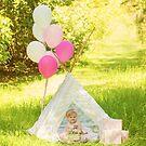 Happy 1st Birthday Ava by Elaine Harriott