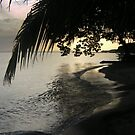 Silvery Sunset...Central America by graeme edwards