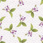 flower pattern by hutofdesigns